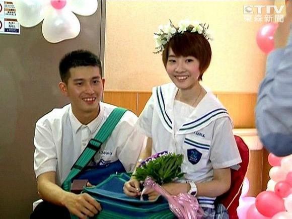 đám cưới cô gái bị ung thư giai đoạn cuối