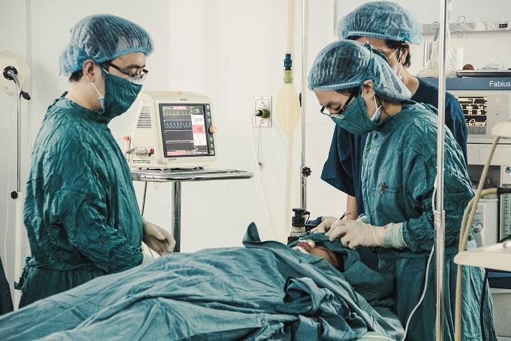 Một ca mổ Ung thư Vú tại Bệnh viện (Hình ảnh minh họa)